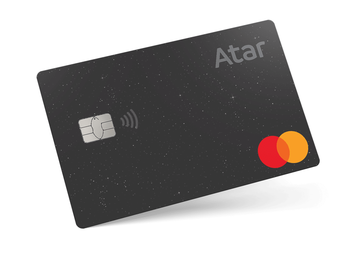 Cartão Internacional Atar Pay Mastercard